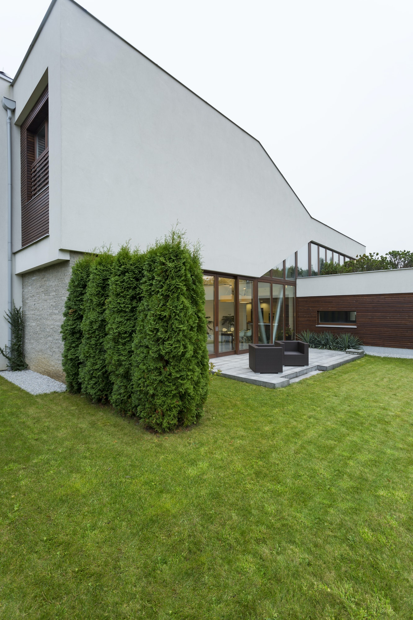 Residence with garden